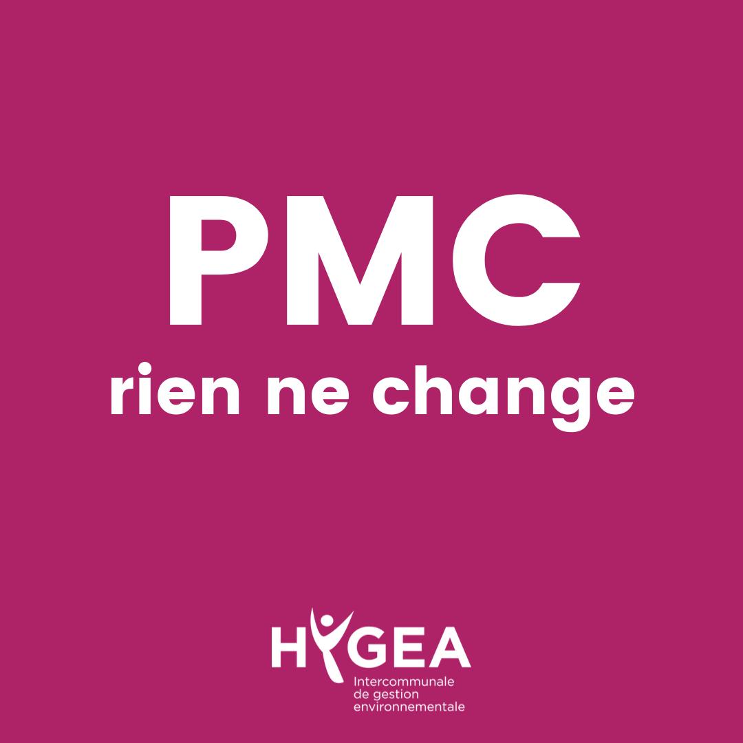 En 2020, rien ne change pour vos PMC !