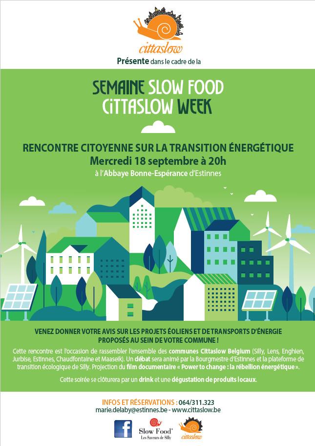 Conférence : L'éolienne citoyenne