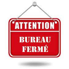 Bureaux d'Etat civil, Permis de conduire, Passeports, Population fermés le 20 décembre