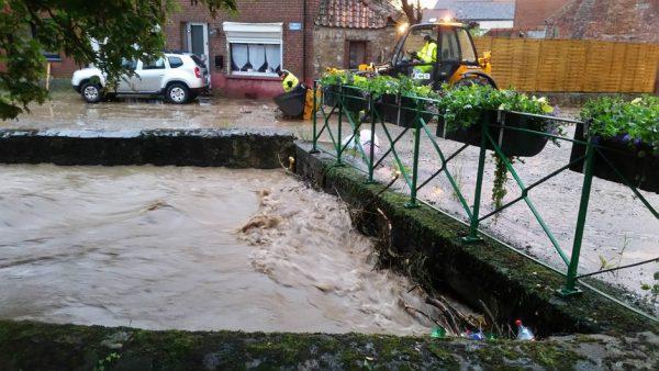 Avis aux citoyens - Inondations