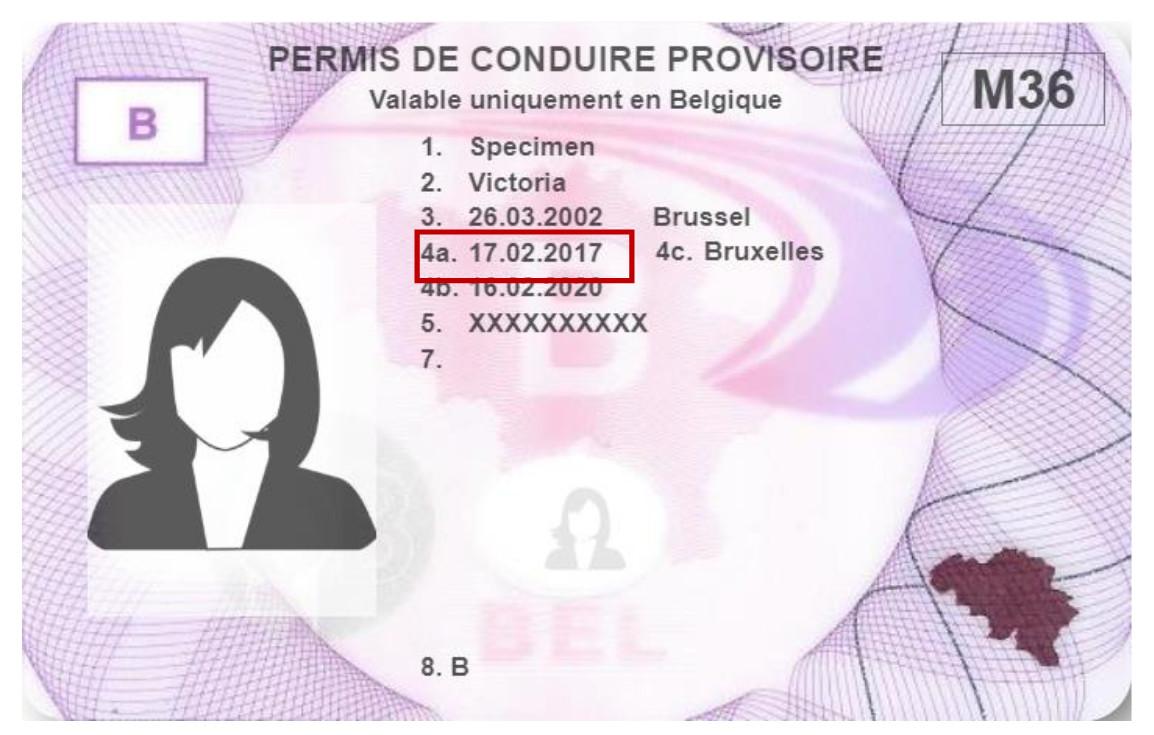 Mesures liées au permis de conduire et à l'aptitude professionnelle – Covid 19