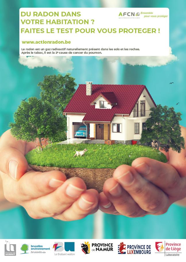 Tester la présence de radon dans votre habitation