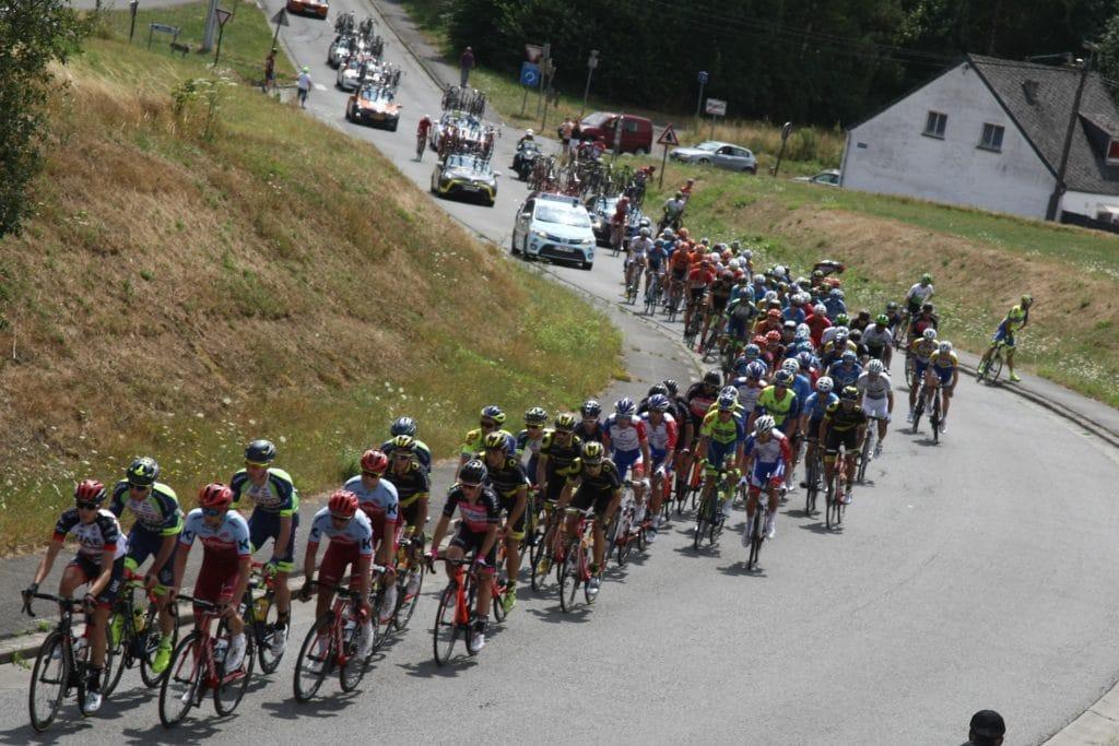 Tour de Wallonie – 1ère étape Soignies-Templeuve – 16 août 2020