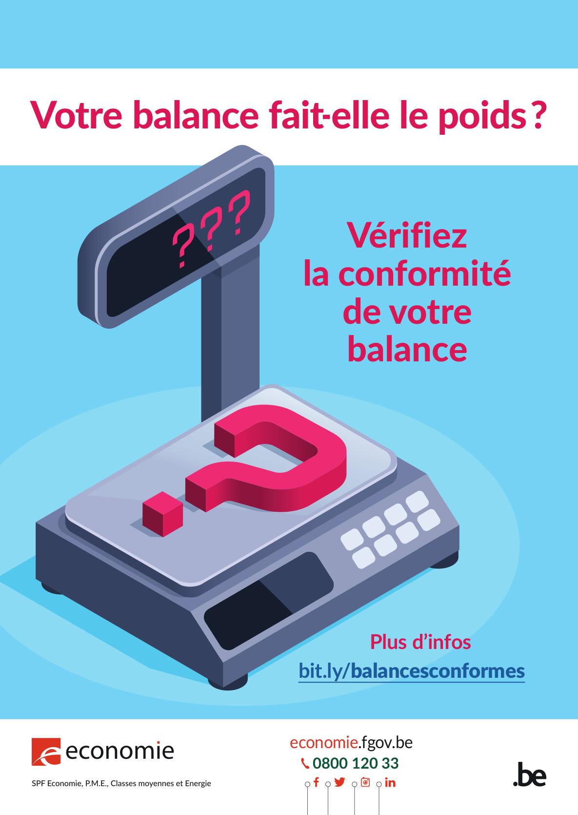Conformité des balances à usage commercial – Ce qu'il faut savoir …