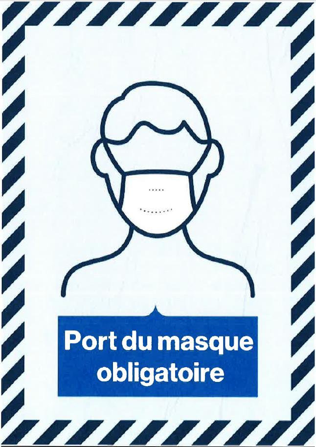 ARRÊTÉ DE POLICE DU 29 JUILLET 2020 PORTANT DES MESURES D'URGENCE POUR LIMITER LA PROPAGATION DU CORONAVIRUS COVID-19