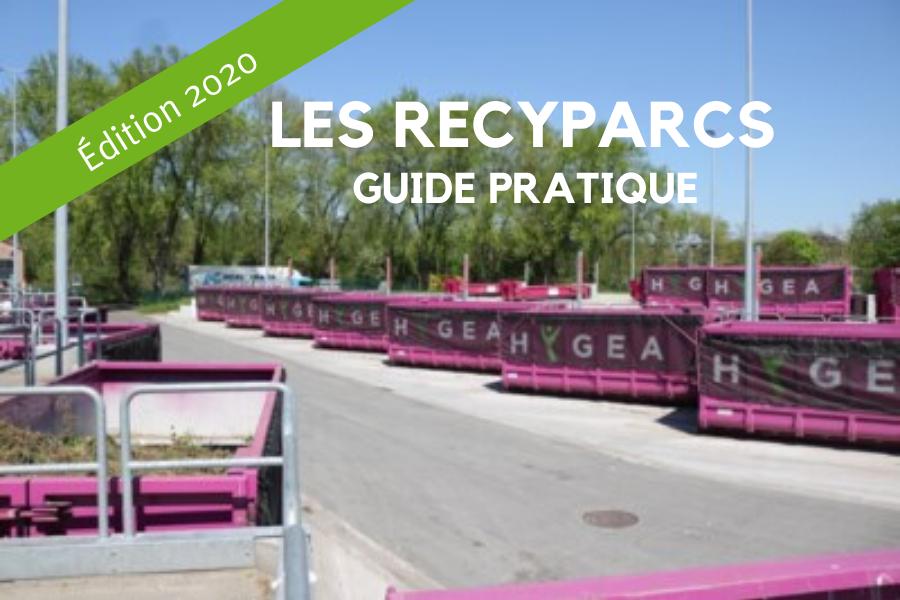 Les recyparcs – Guide pratique et règlement