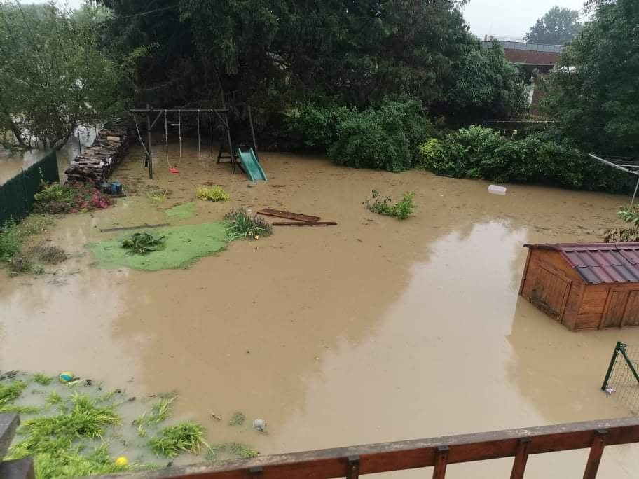 Inondations – Soyons solidaires